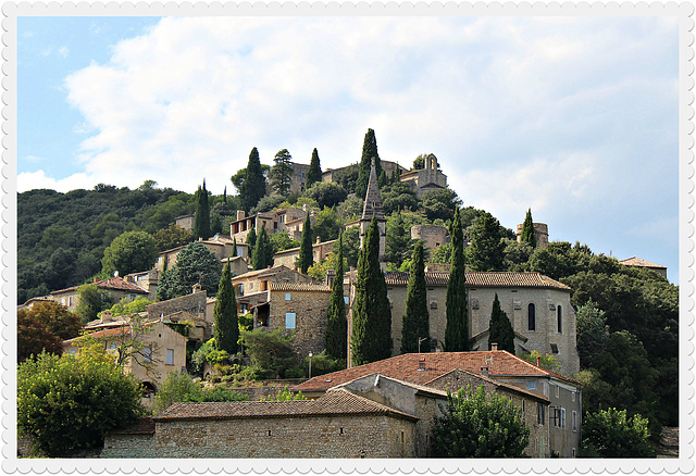 Urlaubsgrüße aus dem Languedoc