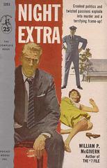 William P. McGivern - Night Extra