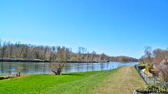 Donau bei Marxheim