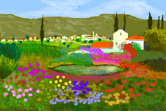 Primavera in Toscana