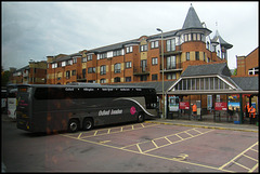 Gloucester Green bus station