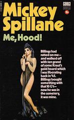 Mickey Spillane - Me, Hood!