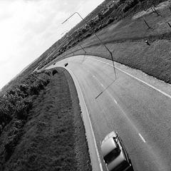 The new Basingstoke Ringway, 1981 (1)