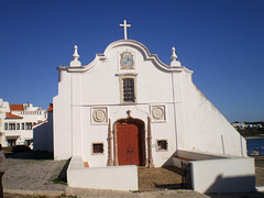 Church of Our Lady of Salvers.