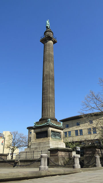 wellington monument, liverpool