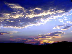 Toskana. Sunset 4. ©UdoSm