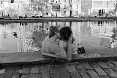 Le baiser du canal