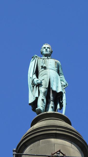 wellington monument, liverpool