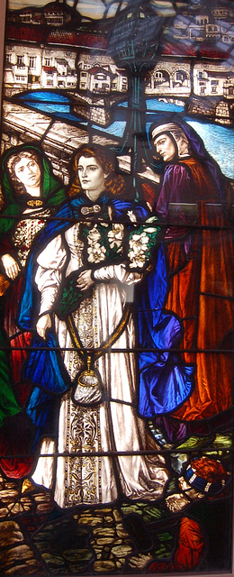 Stained Glass in Birmingham Museum Collection