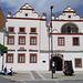 Renesanca domo de Smrček en Soběslav - sidejo de la Urba Muzeo