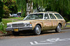 USA 2016 – Portland OR – Chrysler LeBaron Town & Country