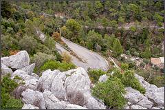 Am Col de Vescavo