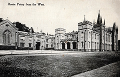 Rossie Priory. Perthshire (Demolished 1949-50)