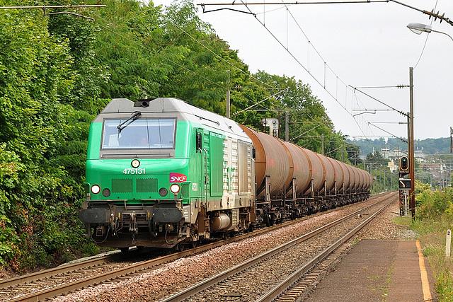 Prima diesel à Dornach
