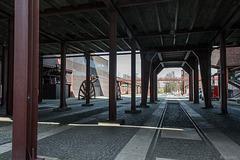Zeche Zollverein (© Buelipix)