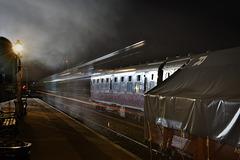Ghost train!!