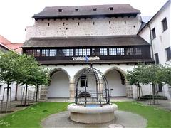 Muzeo de la Regiono Prácheň en Písek