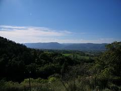 Paysage de Drôme