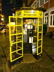 Bremen 2015 – Offentlicher Fernsprecher