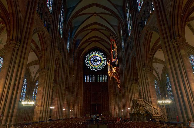Cathédrale de Strasbourg (2)