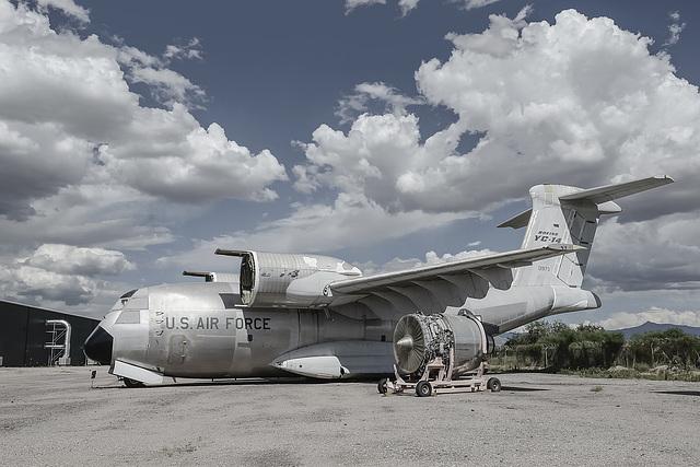 Boeing YC-14 72-1873