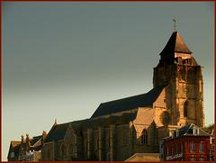 Eglise du Tréport Normandie