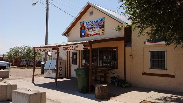 Badlands grocery