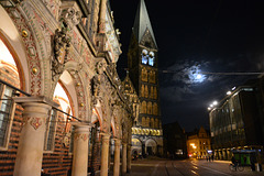 Bremen 2015 – City hall and Cathedral
