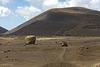 Bomba Vulcanico vor der Montana Negra, 509m