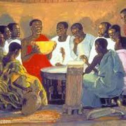Mia korpo estas vera manĝaĵo, kaj mia sango estas vera trinkaĵo