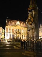 Bremen 2015 – Handelskammer and Roland