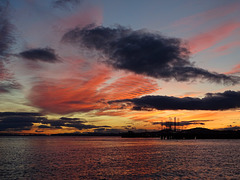 Broughty Ferry sunset