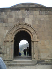 Gate of the monastic complex.