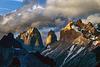 Torres del Paine - evening