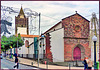 Funchal : Sé Cattedral con addobbi natalizi