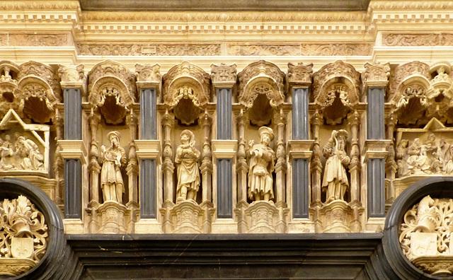 DE - Köln - St. Maria im Kapitol, Renaissancelettner