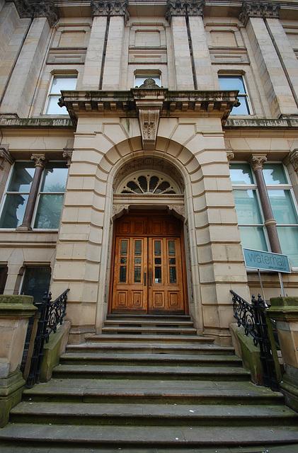 Museum and Art Gallery, Edmund Street Elevation, Birmingham