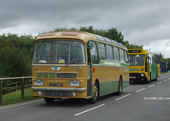 DSCF4698 Greenslades Tours AFJ 86B - 'Buses Festival' 21 Aug 2016