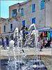 Tunisi : Splendida fontana nella Medina