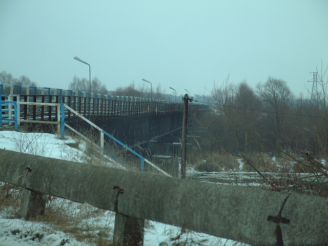 Former railroad to Treblinka