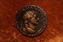 Monnaie de Vespasien