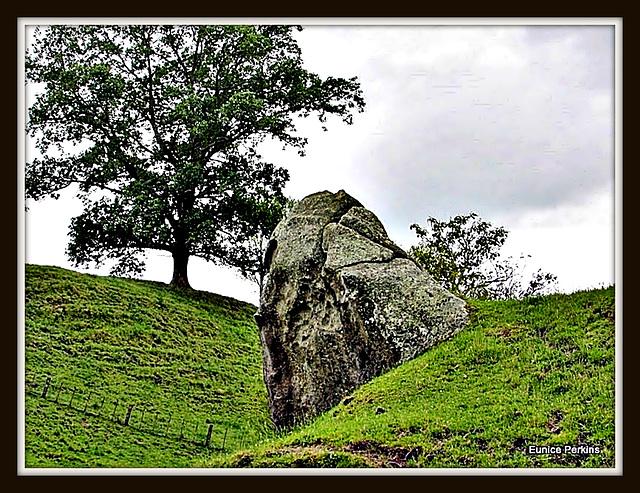 Large Rock.
