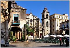 """""""Plaza de la Catedral""""  - La Habana - CUBA"""