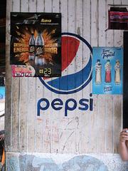 Lune & Pepsi / Moon & Pepsi