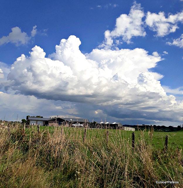 Encroaching Cloud