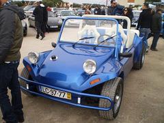Volkswagen Buggy (1958).