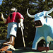 Paul Bunyan and Babe the Blue Ox (PiP)