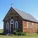 Little country church, Alberta
