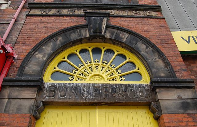 Fanlight, Former Bonser Co Warehouse, Digbeth, Birmingham