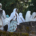 Ethiopia, Lalibela, The Sunday Mass at Bete Medhane Alem Church